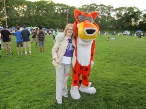 Gail with Frito 2